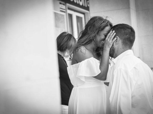 O casamento de Carla e Hélder