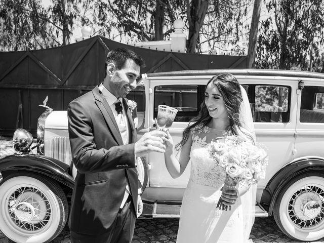 O casamento de Miguel e Vanessa em Almargem do Bispo, Sintra 14