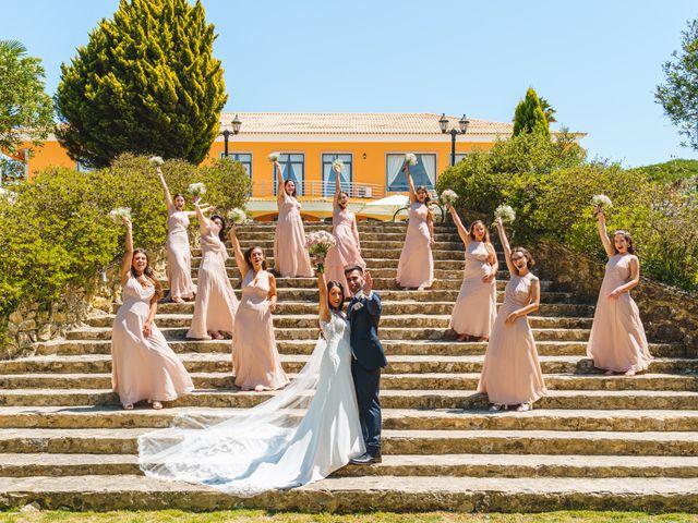 O casamento de Miguel e Vanessa em Almargem do Bispo, Sintra 16