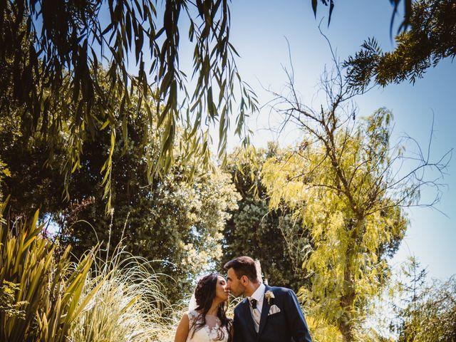 O casamento de Miguel e Vanessa em Almargem do Bispo, Sintra 19