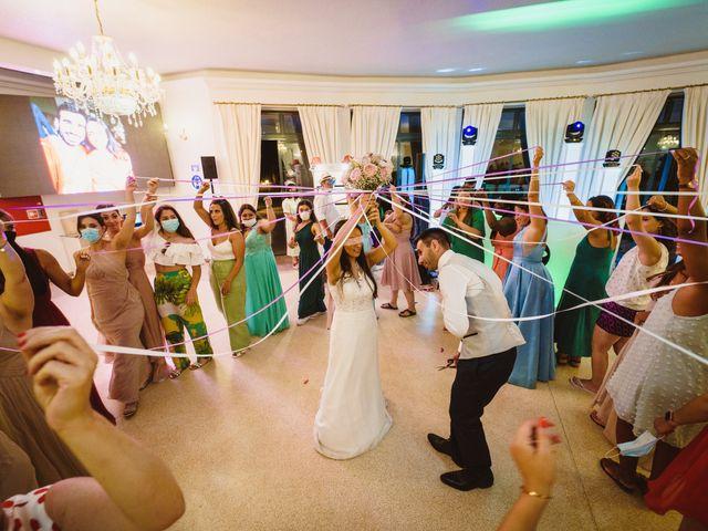 O casamento de Miguel e Vanessa em Almargem do Bispo, Sintra 40