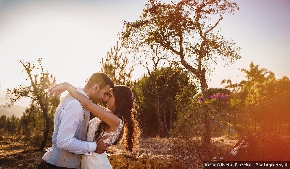 O casamento de Miguel e Vanessa em Almargem do Bispo, Sintra