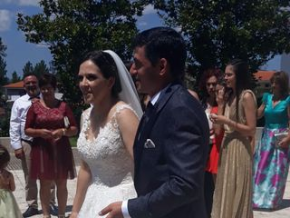 O casamento de Elda  e Ricardo  3