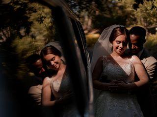O casamento de Vanessa e Eddy