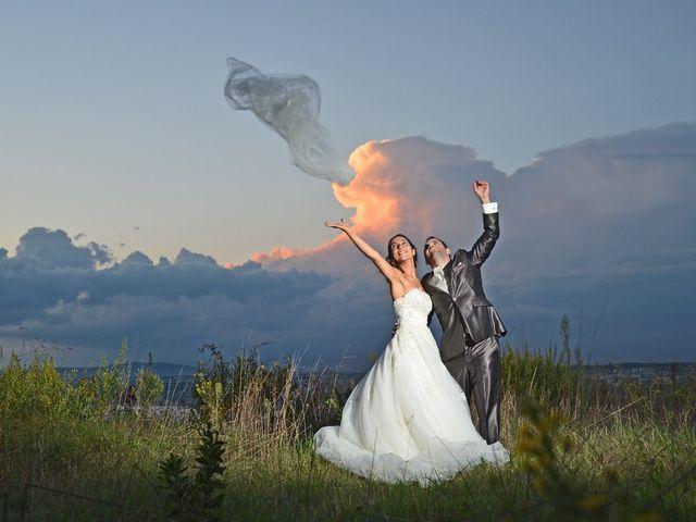 O casamento de Viviana e Fernando
