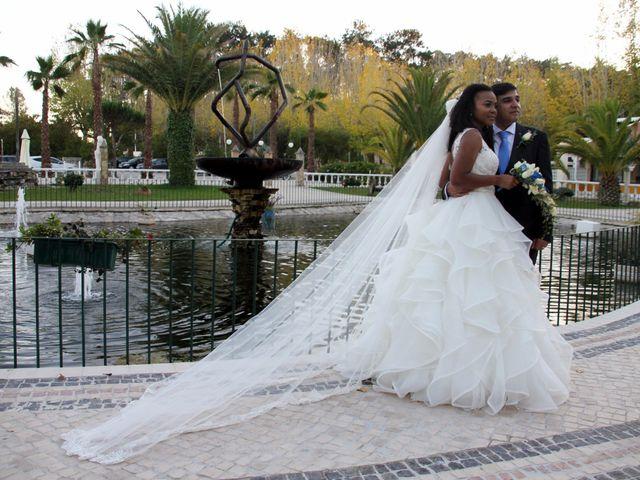 O casamento de João e Margareth em Leiria, Leiria (Concelho) 1