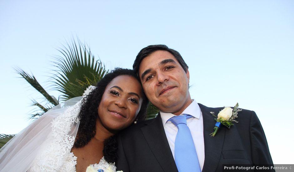 O casamento de João e Margareth em Leiria, Leiria (Concelho)
