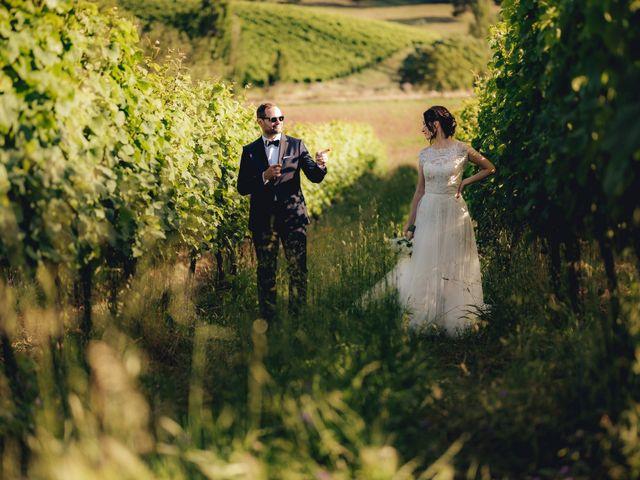O casamento de Raushan e Michael