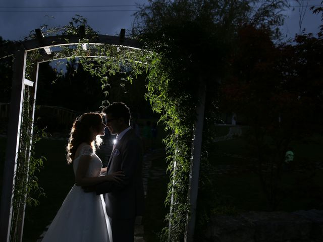 O casamento de Carmen e David