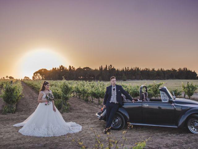 O casamento de Ricardo e Ana em Pegões, Montijo 20
