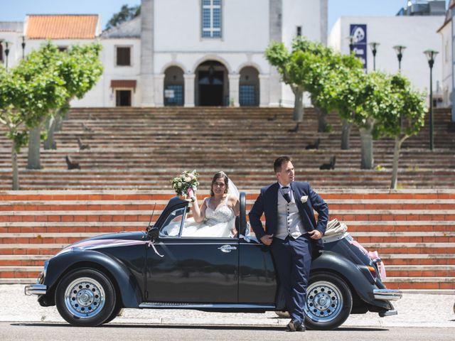 O casamento de Ricardo e Ana em Pegões, Montijo 29