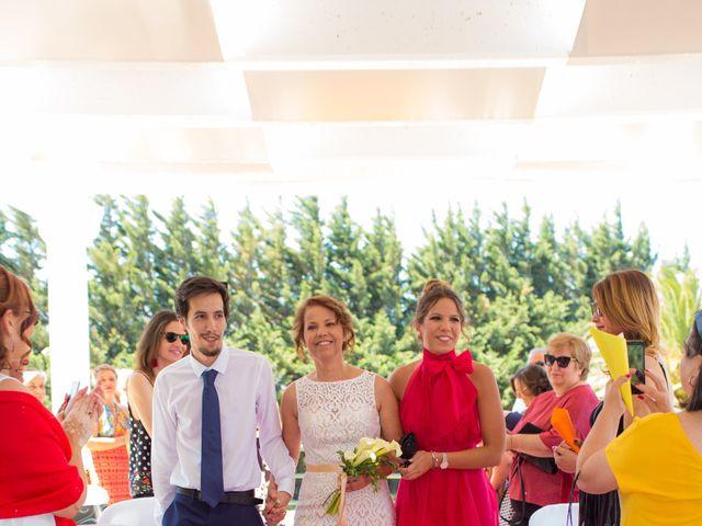 O casamento de Carlos e Carla em Abóboda, Cascais 10
