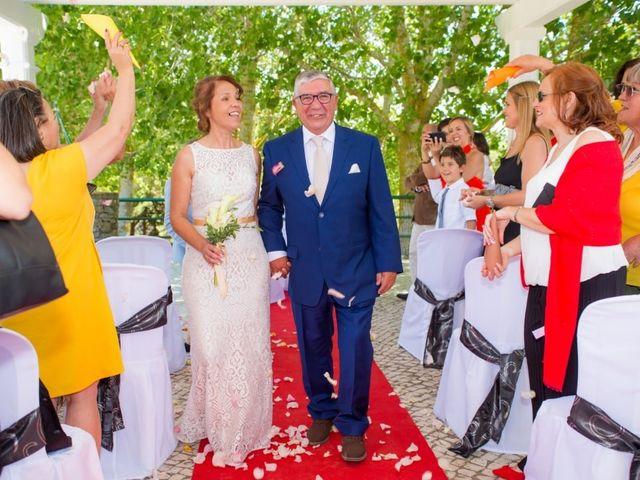 O casamento de Carla e Carlos