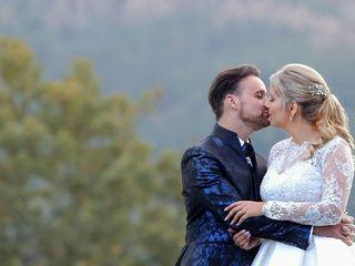 O casamento de André e Susana