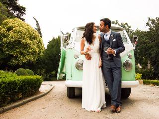 O casamento de Fiona e Helder