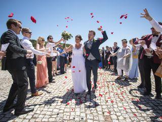 O casamento de Susana e Ilkka