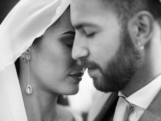 O casamento de Natália e André