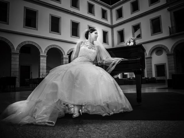 O casamento de Jorge e Daniela em Couto de Cima, Viseu (Concelho) 40