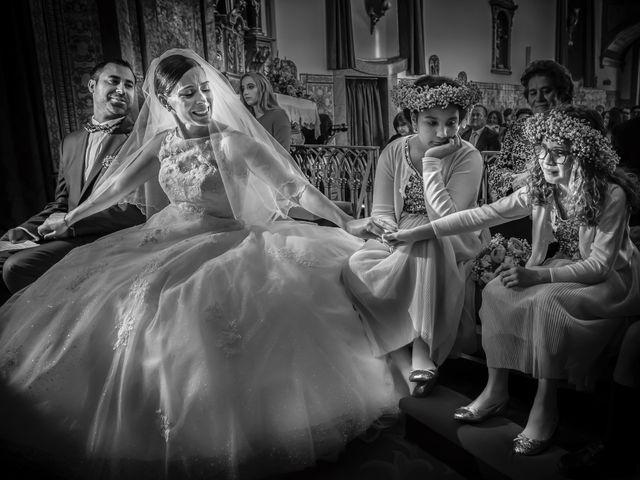 O casamento de Jorge e Daniela em Couto de Cima, Viseu (Concelho) 59
