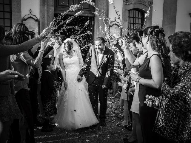 O casamento de Jorge e Daniela em Couto de Cima, Viseu (Concelho) 63
