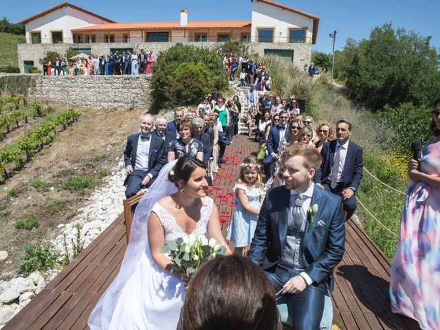 O casamento de Ilkka e Susana em Bucelas, Loures 27