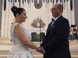 O casamento de Liliana e Cláudio 1
