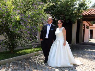 O casamento de Liliana e Cláudio