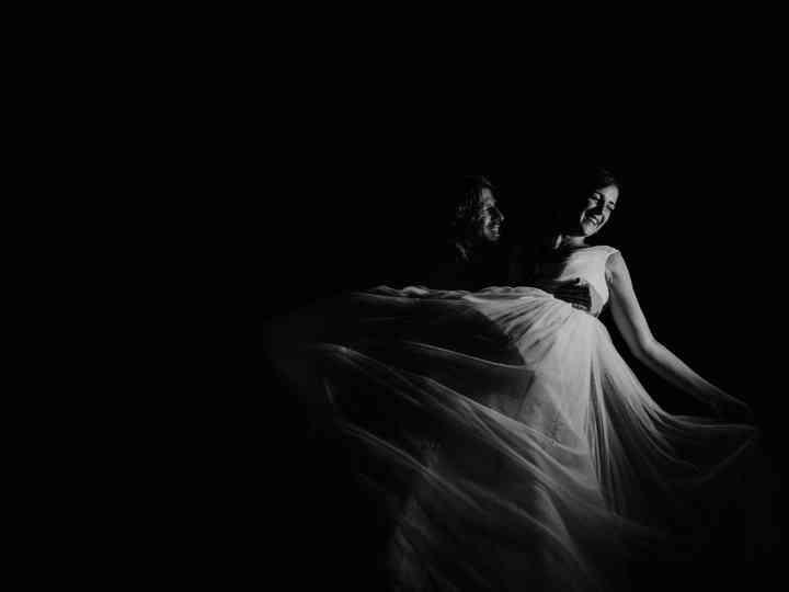 O casamento de Mara e Luís