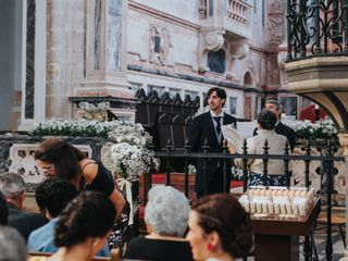 O casamento de Julita e Xavier 1