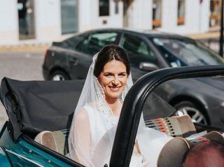 O casamento de Julita e Xavier 2
