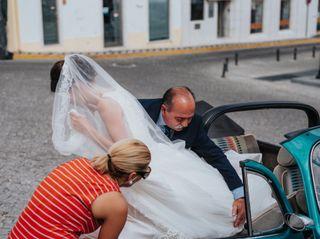 O casamento de Julita e Xavier 3