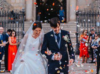 O casamento de Julita e Xavier