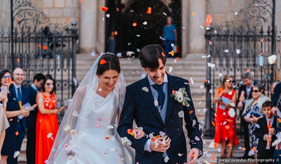 O casamento de Xavier e Julita em Elvas, Elvas
