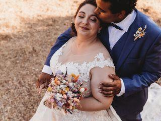 O casamento de Carina e Renato