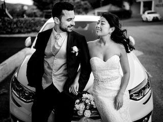 O casamento de Bianca e Filipe