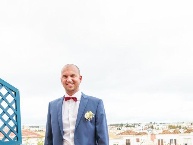 O casamento de Ruben e Anne em Altura, Castro Marim 4