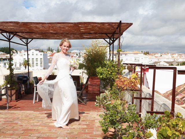 O casamento de Ruben e Anne em Altura, Castro Marim 7