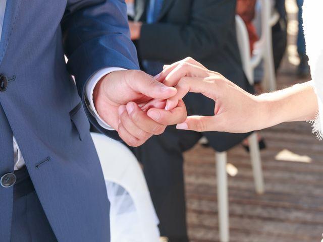 O casamento de Ruben e Anne em Altura, Castro Marim 15