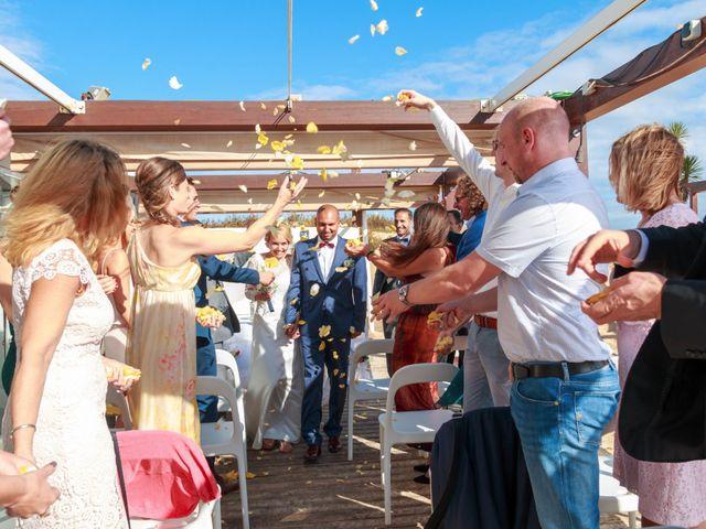 O casamento de Ruben e Anne em Altura, Castro Marim 17