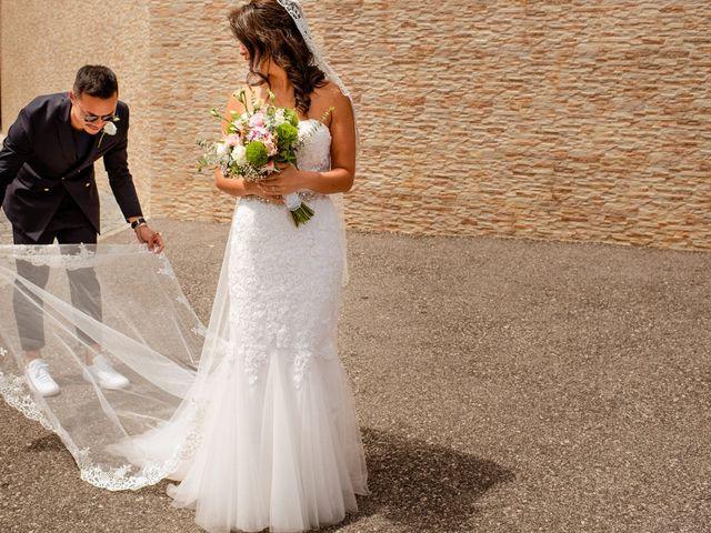 O casamento de Filipe e Bianca em Calhandriz, Vila Franca de Xira 6