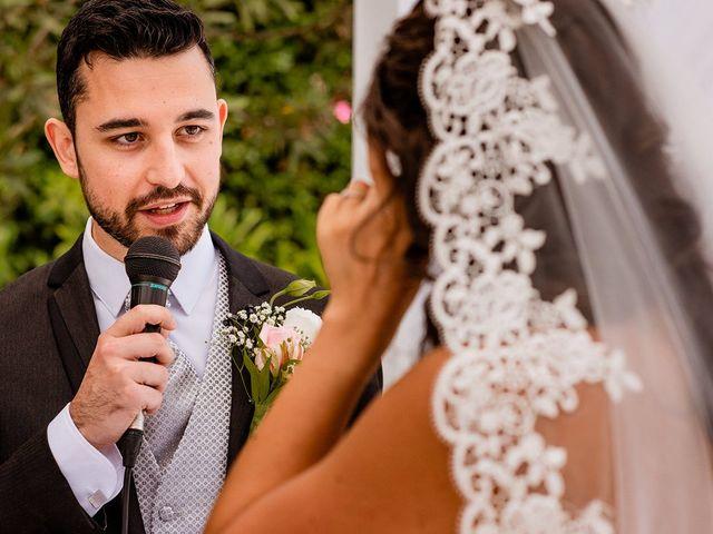 O casamento de Filipe e Bianca em Calhandriz, Vila Franca de Xira 7