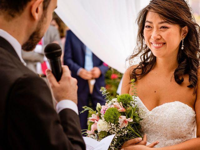 O casamento de Filipe e Bianca em Calhandriz, Vila Franca de Xira 8