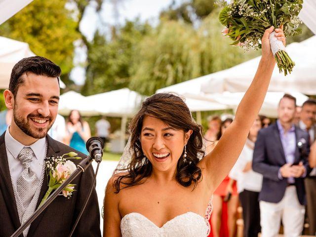 O casamento de Filipe e Bianca em Calhandriz, Vila Franca de Xira 9