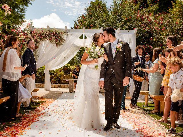 O casamento de Filipe e Bianca em Calhandriz, Vila Franca de Xira 10