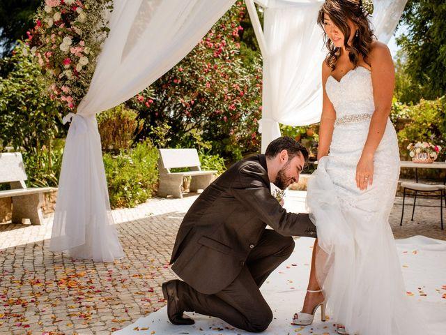 O casamento de Filipe e Bianca em Calhandriz, Vila Franca de Xira 12