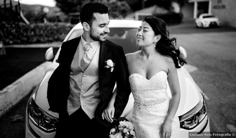 O casamento de Filipe e Bianca em Calhandriz, Vila Franca de Xira