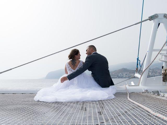 O casamento de João e Diana em Funchal, Madeira 11