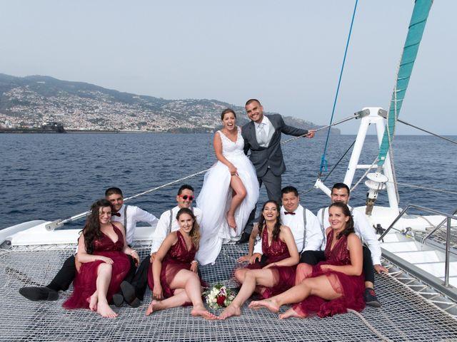 O casamento de João e Diana em Funchal, Madeira 12