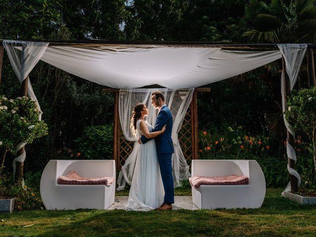 O casamento de Bruna e Gabriel
