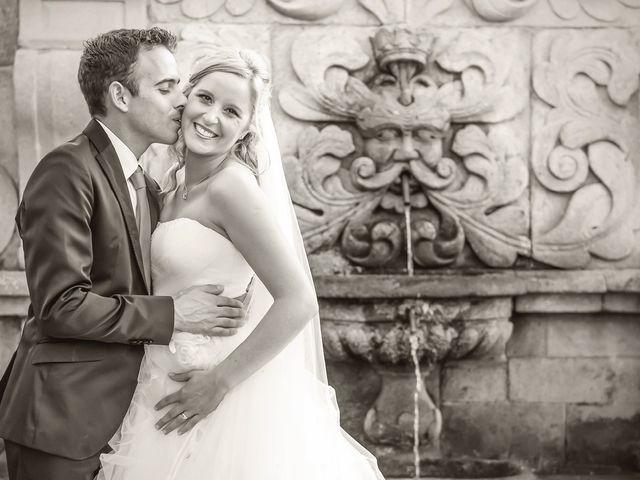 O casamento de João e Sónia em Fragoso, Barcelos 2